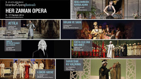 5.Uluslararası İstanbul Opera Festivali Başlıyor!