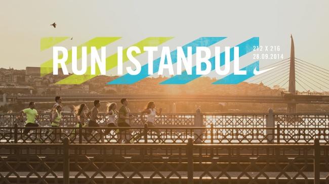"""Anadolu Ve Avrupa Yakası,Nike'ın """"Run Istanbul"""" Koşusunda Karşı Karşıya Geliyor!"""