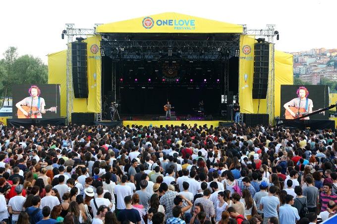 One Love Festival ile Birlikte Hayata İçin Geri Sayım Başladı!