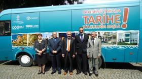 Otobüsü Yakala Tarihe Yolculuğa Başla!