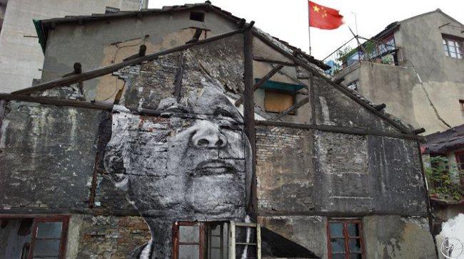 """Jr, Dünya Çapında Büyük Ses Getiren """"The Wrinkles Of The City"""" Projesinin Son Ayağı İçin İstanbul'da!"""