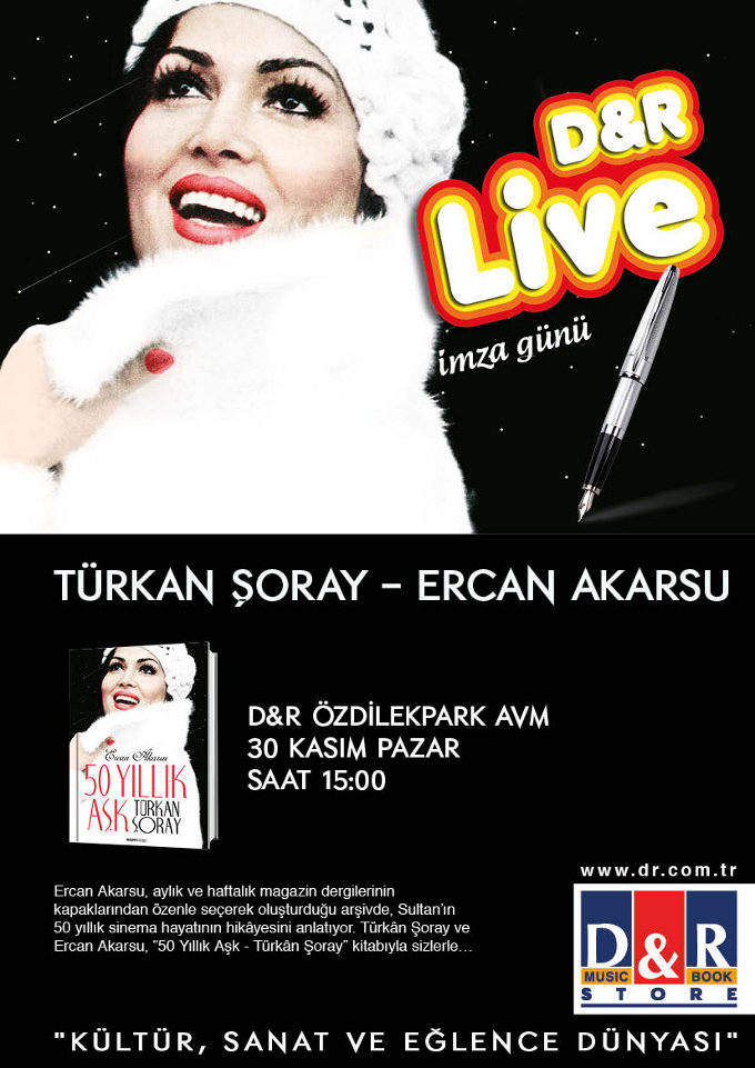 50 Yıllık Aşk - Türkân Şoray
