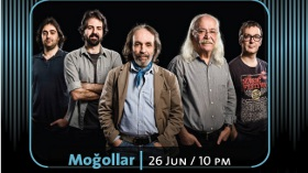 Live Music - Moğollar