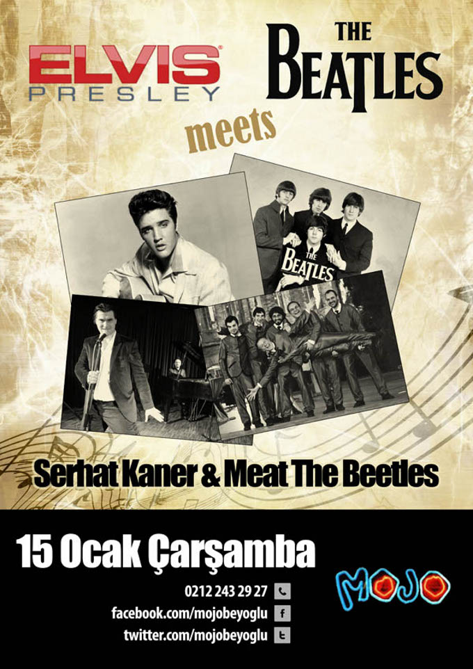Serhat Kaner ve Meat The Beetles