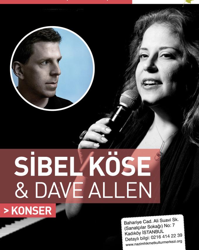 Sibel Köse - Dave Allen