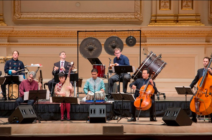 Silk Road Ensemble with Yo-Yo Ma