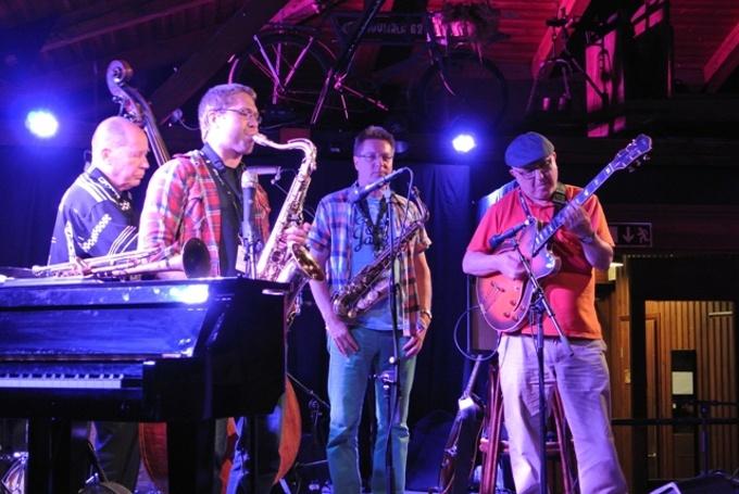 Türk Fin Jazz Gecesi