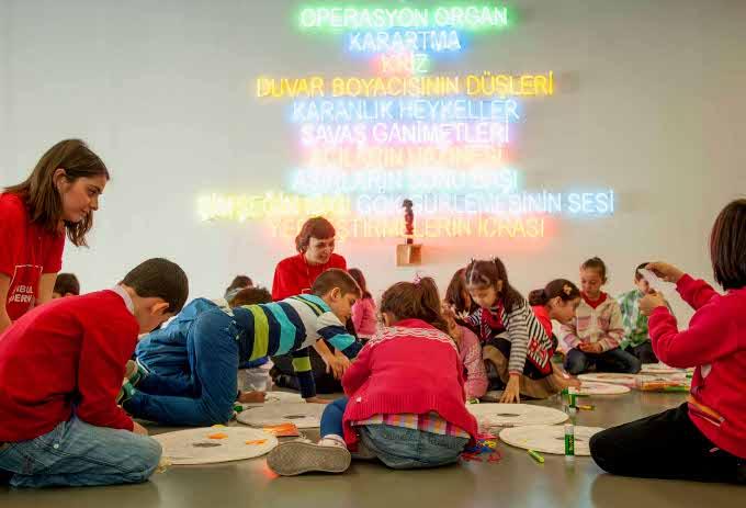 9.Çocuk Şenliği'nde Çocukların Resimleri Gökkuşağına Dönüşecek