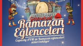 Nostaljik Ramazan Eğlenceleri