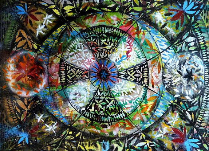 Armando Rabadan - Mekânlar; Evrenin Fiziksel Tarifine Dair Bir Kompozisyon