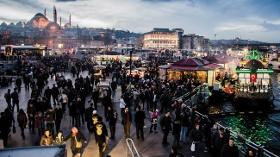 Tepe Nautilus, 'Çarşı Pazar İstanbul'u Ağırlayacak