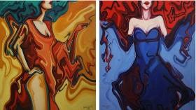 Deniz Sağdıç - Kadın : Mülk Sergisi