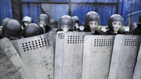 """Euro Maidan"" - İva Zimova Fotoğraf Sergisi"