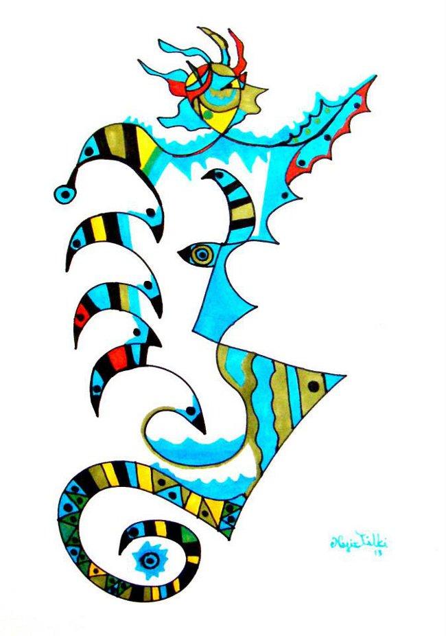 Nafiz Tilki Özgürlüğün Ruhu Kişisel Resim Sergisi