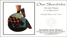 Otar Sharabidze Seramik Sergisi