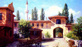Renklerin Ahengi Türk Dünyası Resim Sergisi