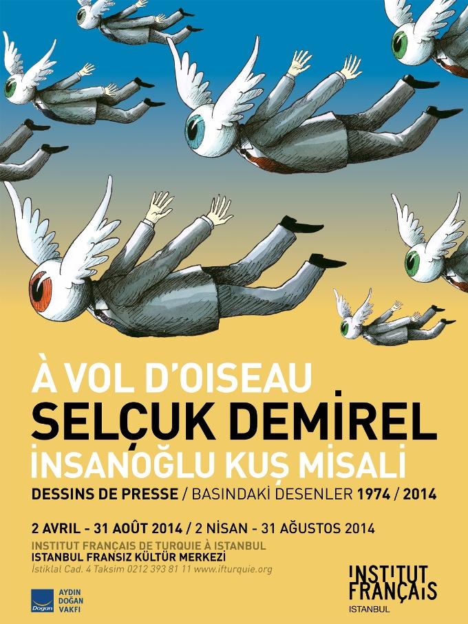 İnsanoğlu Kuş Misali-Basındaki çizgiler 1974-2014