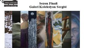 Sezon Finali - Galeri Koleksiyon Sergisi