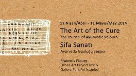 Şifa Sanatı Ayurveda Günlüğü Sergisi