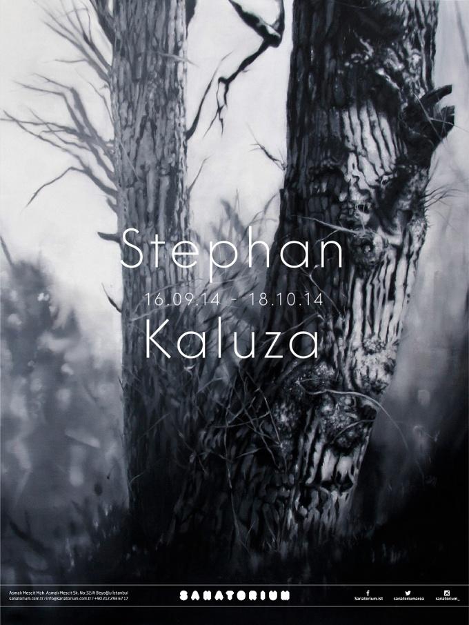 """Sanatorium Yeni Sezonunu Stephan Kaluza'nın """"Anımsama"""" İsimli Sergisi İle Açıyor."""