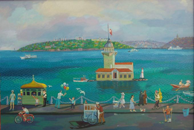 Yavuz Saraçoğlu Resim Sergisi