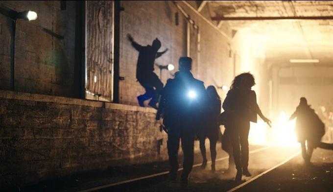Arınma Gecesi: Anarşi