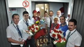 Atlasjet'in Kuveyt Uçuşları Başladı