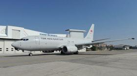Boeing Üçüncü Barış Kartalı Uçağını Türkiye'ye Teslim Etti