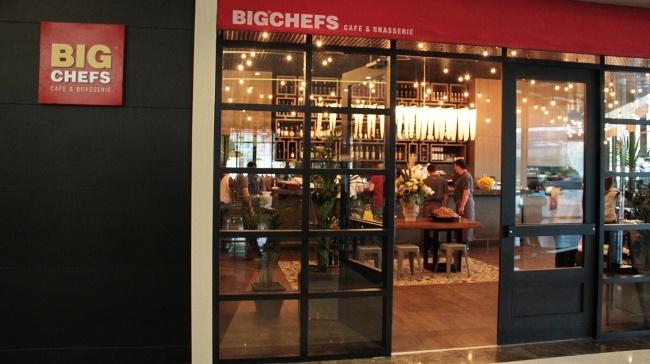Big Chefs'in Yeni Şubesi
