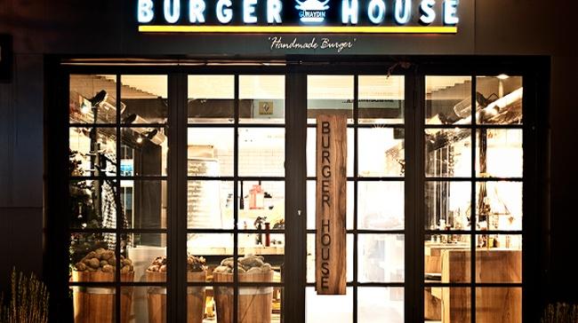 Gurme Burger'in Adresi