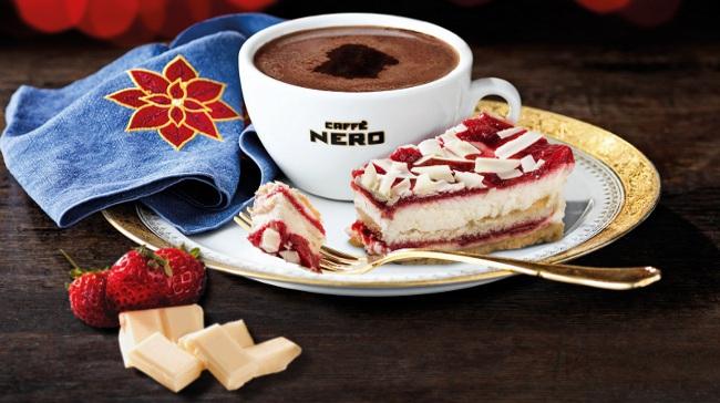 Caffe Nero'da Tatlı Bir Kaçamak
