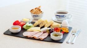 Güne Mutluluk Katan Carluccio's Kahvaltısı