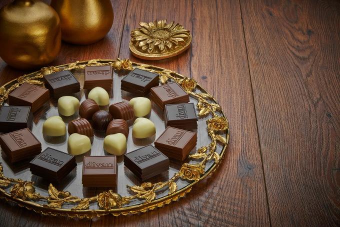 Divan Çikolatalarıyla Şeker Gibi Bir Bayram