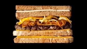 Egg Burger'dan Tost Tadında Burgerler