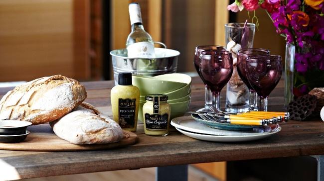 Lezzet Düşkünü Mutfakların Klasiği;Maille
