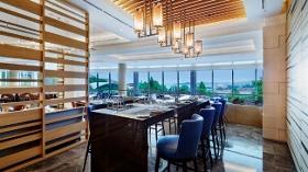 Conrad İstanbul'un Restoranı Manzara Açıldı