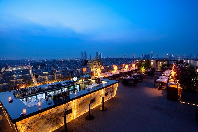 """""""Mıxo Terrace"""" İstanbul'la Buluştu…"""