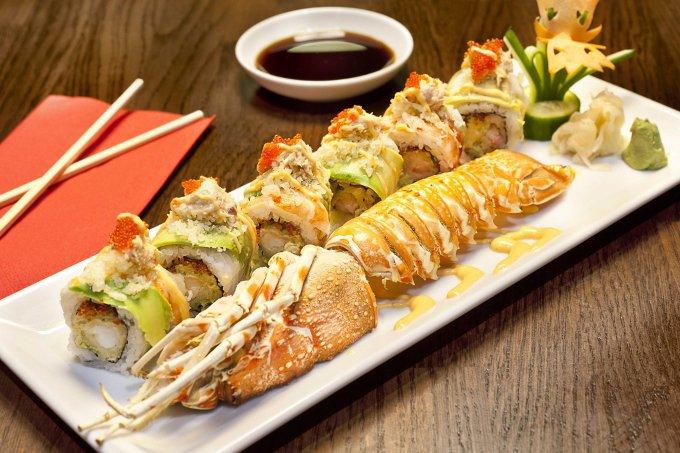 Miyabi Sushi Japanese Grill Bar