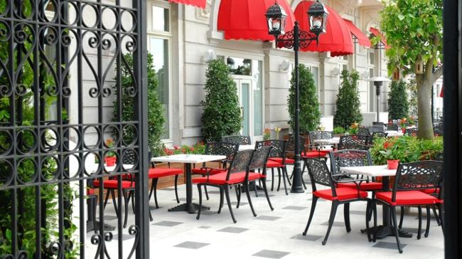 İstanbul'un En Serin Noktası Orient Terrace