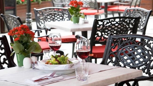 Jumeirah Restaurant Week Menüsü