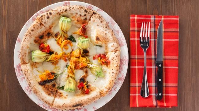 Pizza Emirgan'dan Yazlık Pizzalar