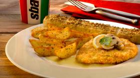 Sbarro'dan Enfes Lezzet: Chicken Francese