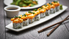 """Farklı Bir Deneyim İçin """"Sushi A La P.F. Chang's"""""""