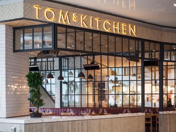 Tom's Kitchen'ın Brunch Menüsü