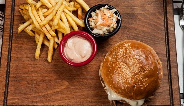 Yeni Damak Zevkimiz Dana Tandır Burger