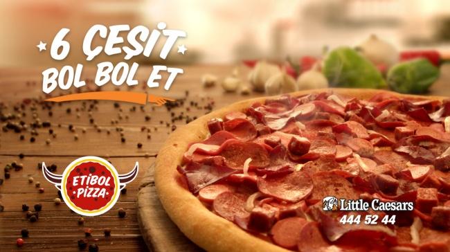 Türkiye'nin En Etli Pizzası