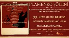 Flamenko Şöleni