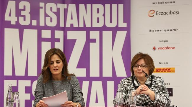 43. İstanbul Müzik Festivali 31 Mayıs – 29 Haziran 2015