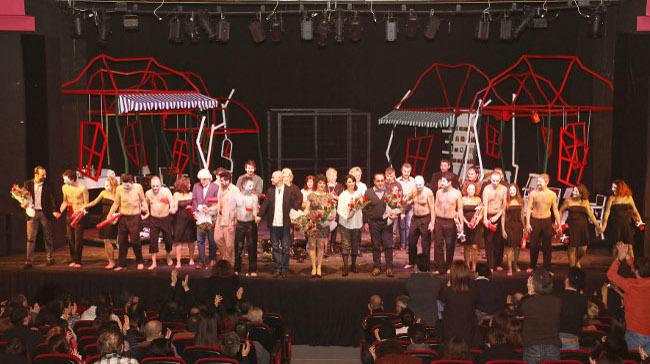 Eskişehir Şehir Tiyatroları Yeni Sezona Altı Yeni Oyunla Hazırlanıyor