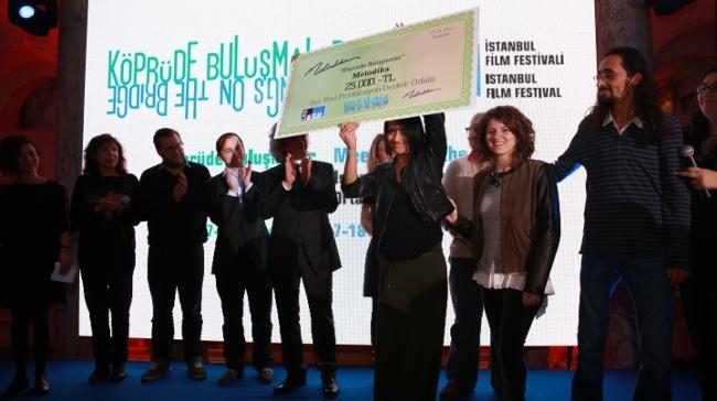34. İstanbul Film Festivali'nde Köprüde Buluşmalar Ödülleri Sahiplerini Buldu - 2